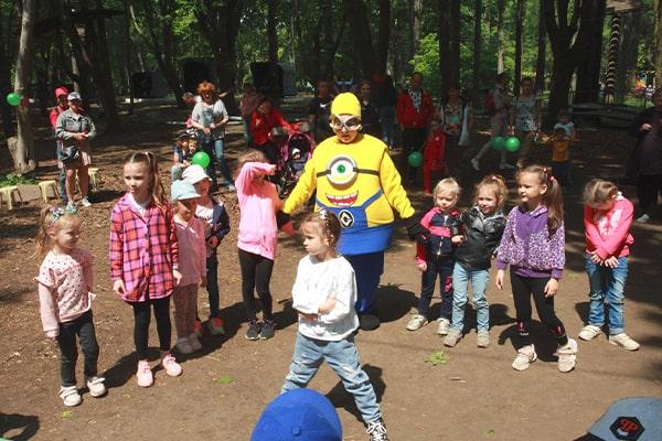 Лагерь в Одессе