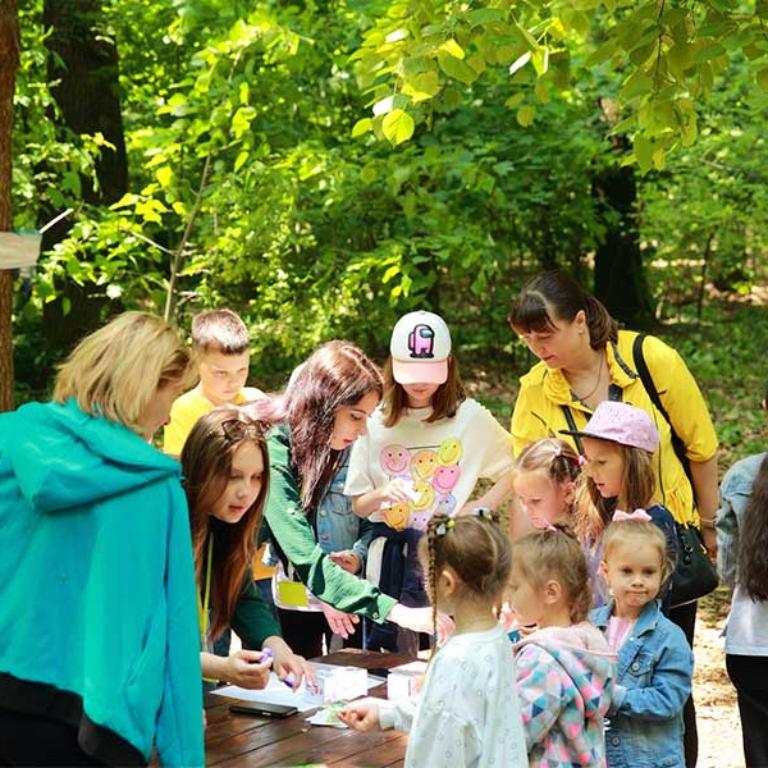 Дневной летний лагерь в Одессе