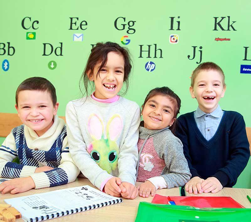 Открыт набор в группу английского языка для детей